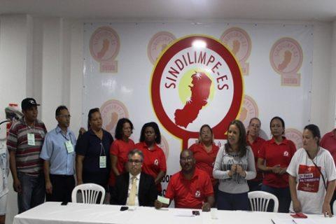 Categoria do asseio e conservação define as reivindicações para a Campanha Salarial 2017