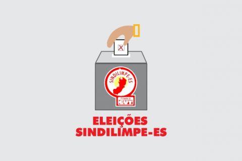 Aviso do resultado das eleições do Sindilimpe/ES – 2017