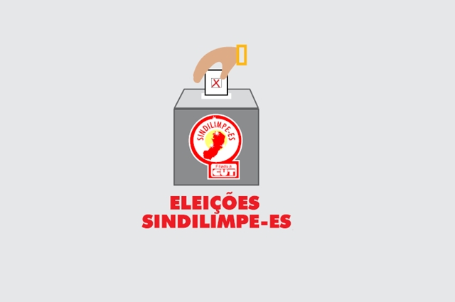 Eleições Sindilimpe-ES: apuração dos votos será nesta sexta-feira, 27