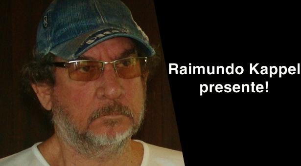 Morre Raimundo Kappel, ex-assessor do Sindilimpe-ES