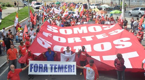 1º de Maio: Sindilimpe-ES fortalece manifestação do Dia da Trabalhadora e do Trabalhador