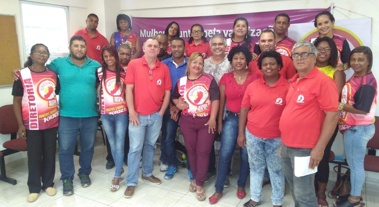 Sindilimpe-ES recebe visita do deputado estadual Nunes nesta sexta-feira, 30