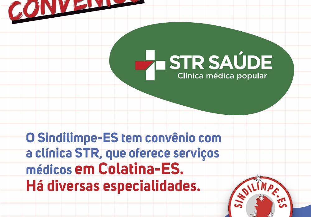 Sindilimpe-ES fecha convênio com clínica em Colatina-ES