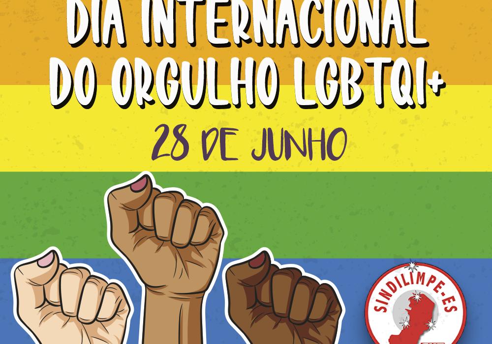 Dia Internacional do Orgulho LGBTQI+