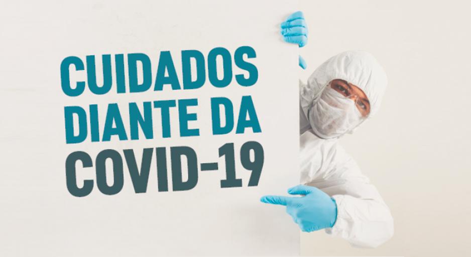 Saiba como se prevenir contra a Covid-19 para a volta ao trabalho presencial