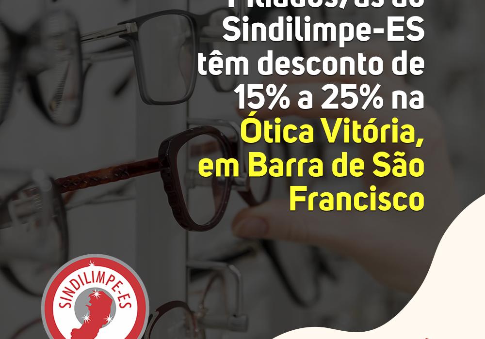 Ótica Vitória – Barra de São Francisco